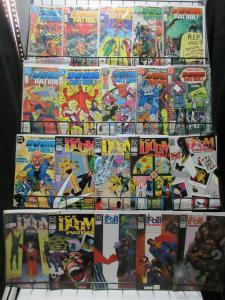 Doom Patrol (DC 1987) #1-86 Lot of 74Diff Kupperberg Morrison Pollack Robotman