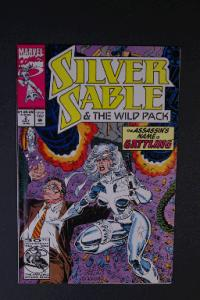 Silver Sable #2 July 1992, Marvel Comics