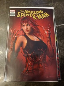 AMAZING SPIDER-MAN #30 SHANNON MAER COMICXPOSURE EXCLUSIVE