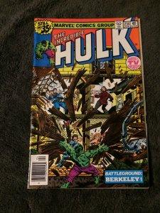 Incredible Hulk #234 1979 FN/VFN Battleground:Berkeley Marvel Comics