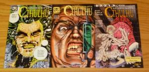 H.P. Lovecraft's Cthulhu: the Festival #1-3 VF/NM complete series - brian bendis
