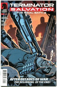 TERMINATOR SALVATION Final Battle #1, NM, John Connor, 2013, more DH in store