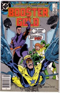 Booster Gold   vol. 1   #15 FN