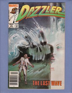 Dazzler #31 VG Marvel 1984
