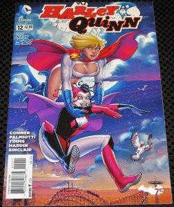 Harley Quinn New 52 #12 (2015)