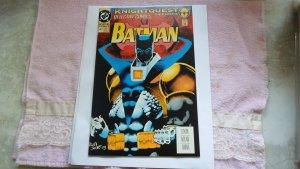 1993 DC COMICS DETECTIVE COMICS BATMAN # 667