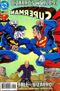 Superman (1987 series) #88, NM (Stock photo)