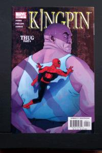 Kingpin #4 November 2003 w/ Spider-Man