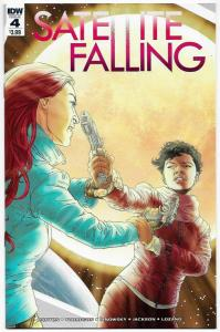 Satellite Falling #4 (IDW, 2017) NM