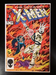 Uncanny X-Men 184 - 1st Appearance of Forge - NM