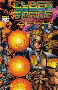Cyberforce (1993 series) #0, NM (Stock photo)