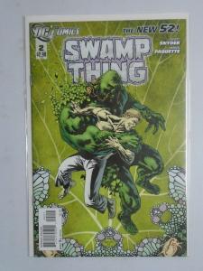 DC Swamp Thing Set # 2 8.0 VF (2011) 5th Series