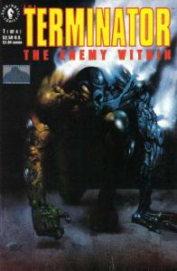 Terminator: The Enemy Within #1, VF- (Stock photo)