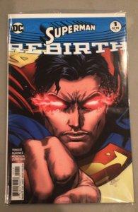 Superman: Rebirth Special #1 (2017)