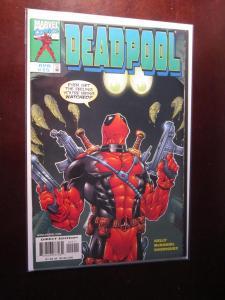 Deadpool (1997 1st Series) #15 - 8.5 VF+ - 1998