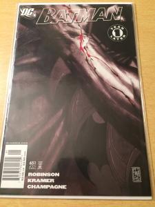 Batman #651