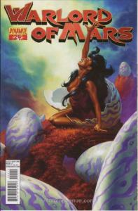 Warlord of Mars #24A VF; Dynamite | save on shipping - details inside