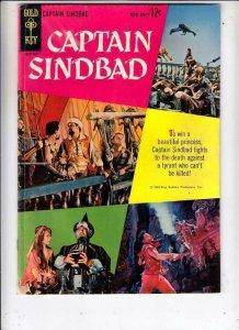 Movie Comics 10077-309 Captain Sinbad strict FN/VF 7.0 High-Grade