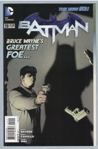 Batman V2 19 Jun 2013 NM- (9.2)