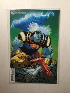 Metal Men 12 Near Mint Nm Variant Dc Comics