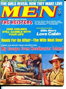 Men-7/1969-Pussycat-Crimelords-Headhunters-Adventure
