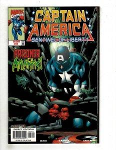 Captain America: Sentinel of Liberty #3 (1998) OF35