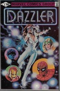 Dazzler #1 (Marvel, 1981) NM