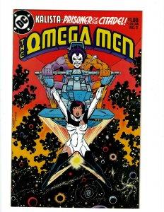 Omega Men # 3 NM 1st Print DC Comic Book 1st Lobo Appearance Key SR1