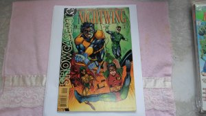 1993 SHOWCASE E93 NIGHTWING # 12