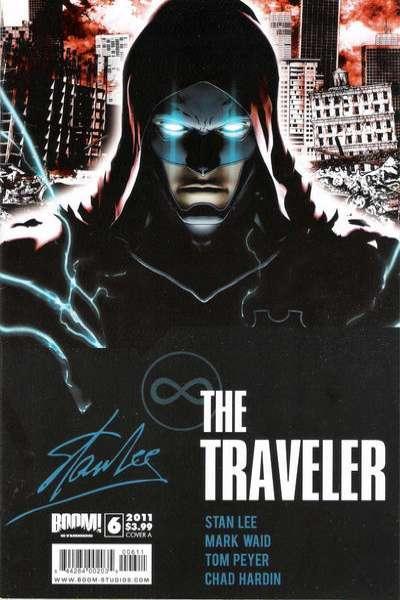 Traveler #6, NM- (Stock photo)