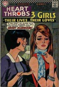 Heart Throbs (1949 series) #108, VF (Stock photo)