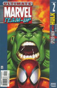 Ultimate Marvel Team-Up #2 VF; Marvel | save on shipping - details inside