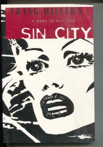 Sin City: A Dame To Kill For-Frank Miller-TPB-trade