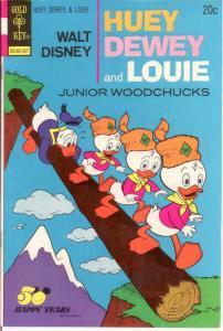 HUEY DEWEY & LOUIE (1966-1984 GK) 21 F-VF July 1973 COMICS BOOK