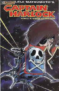 Captain Harlock #10 VF/NM; Eternity | save on shipping - details inside