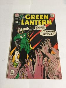 Green Lantern 71 Vf+ Very Fine+ 8.5 Silver Age