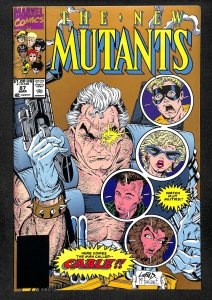 The New Mutants #87 (1990)