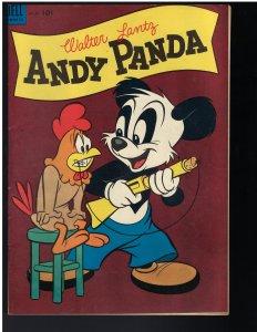 Andy Panda #23 (Dell, 1954)