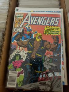 Avengers 331