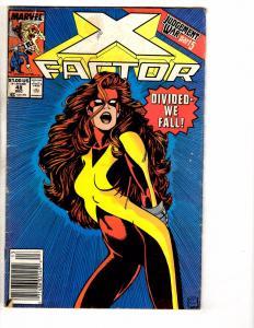10 Marvel Comics Warlock 1 2 (2) 8 X-Factor 11 48 82 94 97 X-Force 21 X-Men J227