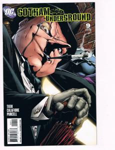 Batman Gotham Underground # 9 DC Comic Books Hi-Res Scans Modern Age WOW!!!!! S6