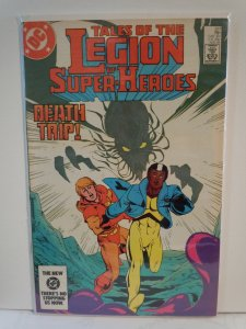 Tales of the Legion of Super-Heroes #317