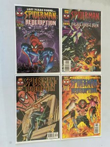 Spider-Man Redemption set #1-4 8.0 VF (1996)