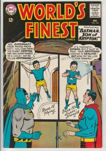World's Finest #146 (Dec-64) NM- High-Grade Superman, Batman, Robin