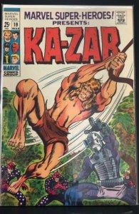 Marvel Super-Heroes #19 (1969)