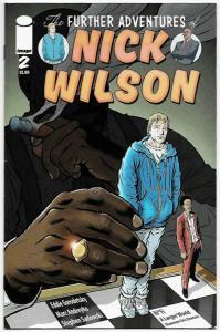Further Adventures of Nick Wilson #2 Cvr B (Image, 2018) NM