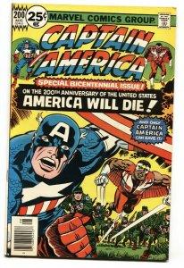 Captain America #200 1976- Falcon- Marvel Bronze Age-Jack Kirby-VF-