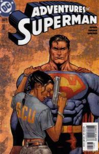 Adventures of Superman (1987 series) #629, NM + (Stock photo)