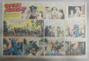 Captain Midnight Sunday by Jonwon  from 10/1/1944 Half Page Size!