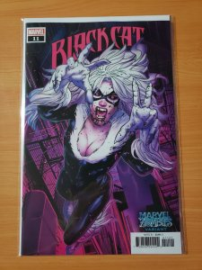 Black Cat #11 Marvel Zombies Variant Cover